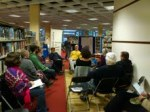 "Ramor Ryan's launch of his book ""Zapatista Spring"" at Galway City Library"