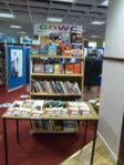 GOWC display at Ramor Ryan's book launch 28th September 2011