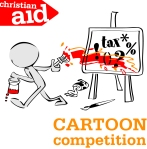 Christian_Aid_Tax_Cartoon_Competition logo